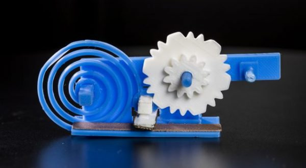 3D-Printed Plastic Objects Send Data Over Wi-Fi Without Any Electronics