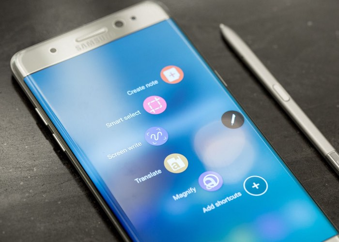 Samsung Galaxy Note 7 With 6GB Of RAM Headed To China