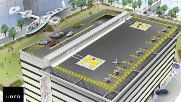 Uber announces partners in its master plan for flying cars
