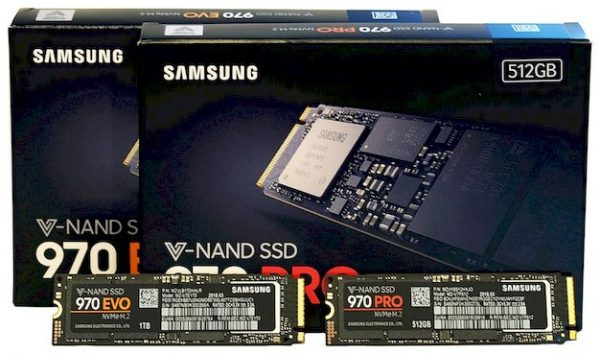 Samsung SSD 970 Pro And 970 EVO Review: Faster, More Endurance Than 960