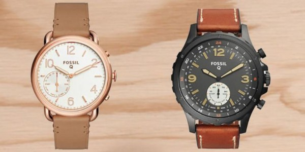 Fossil unearths a range of smartwatches that caters for all tastes