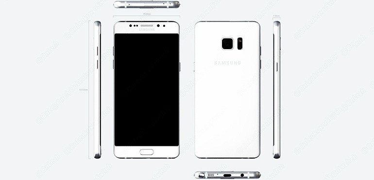 New Data for Samsung Galaxy Note 7 In GeekBench