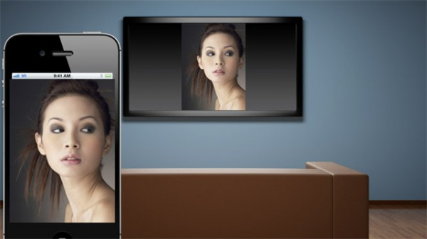 Air Camera + lets you stream your iDevice camera to you AppleTV