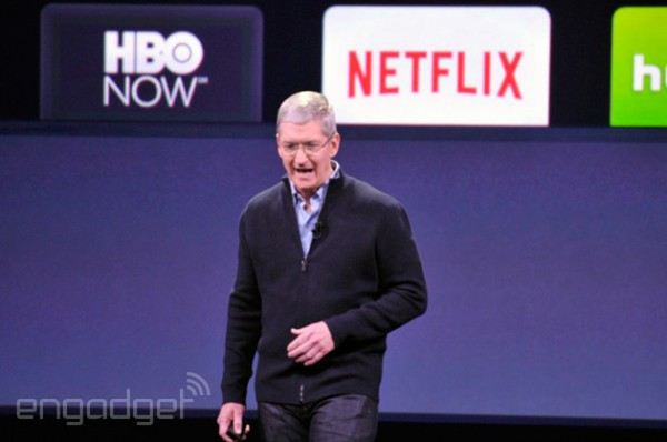 Apple is reportedly willing to share viewing data to clinch TV deals
