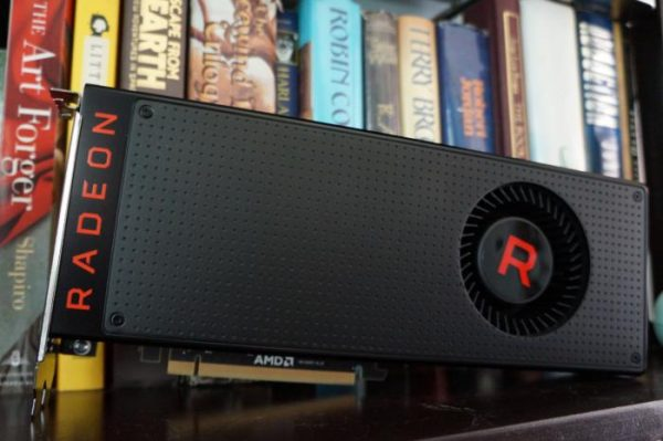 AMD'S RADEON RX VEGA 56 GRAPHICS CARD LAUNCHES TO BATTLE THE GEFORCE GTX 1070