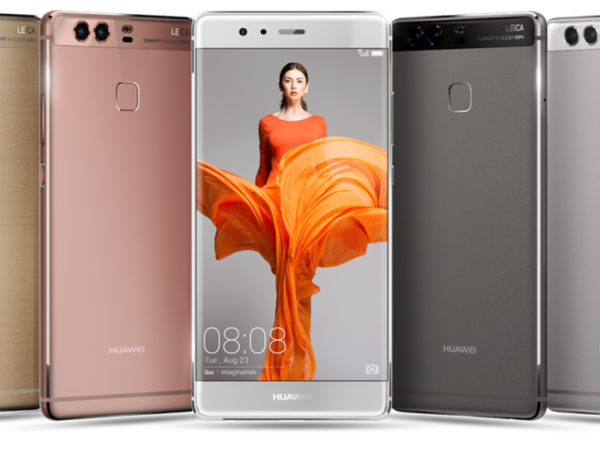 Huawei global smartphone market share rises to 8.5 percent after P9 launch