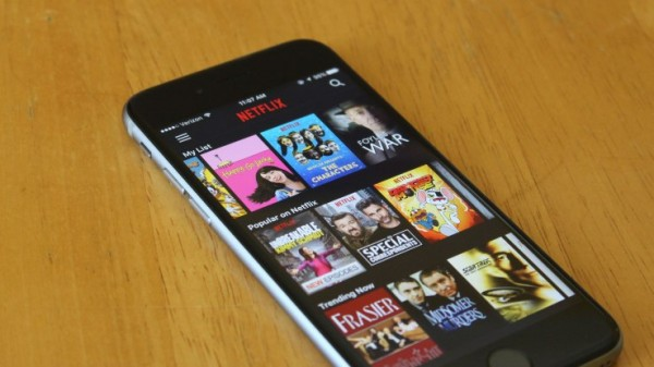 Netflix becomes the Top Grossing iPhone app for the first time