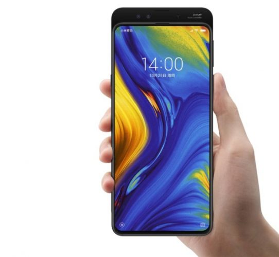 Xiaomi Mi Mix 3 Gets Official With 10GB RAM, Swanky Bezel-Free Slider Design, Optional 5G