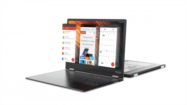 Lenovo Yoga A12 Convertible Android Tablet Launched