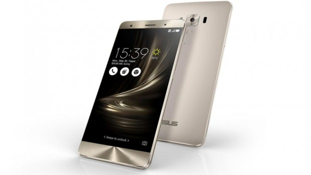Asus ZenFone 3 Deluxe's specs will put your phone to shame