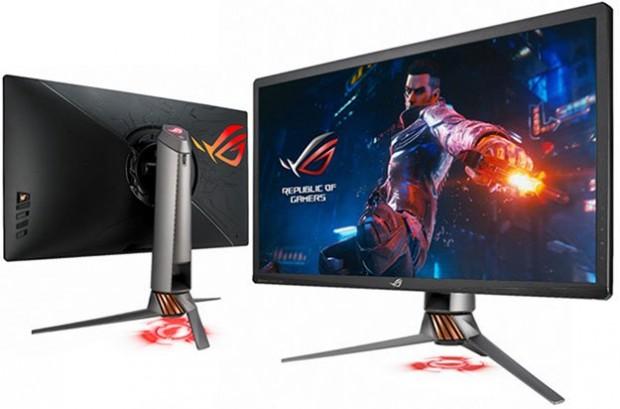 ASUS ROG Swift PG27UQ Monitor Review: Glorious 4K HDR, 144Hz G-SYNC Gaming