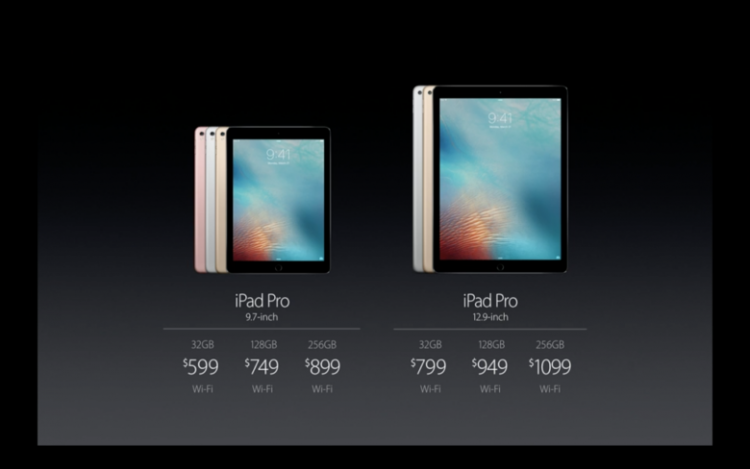 Smaller iPad Pro is even bigger on features