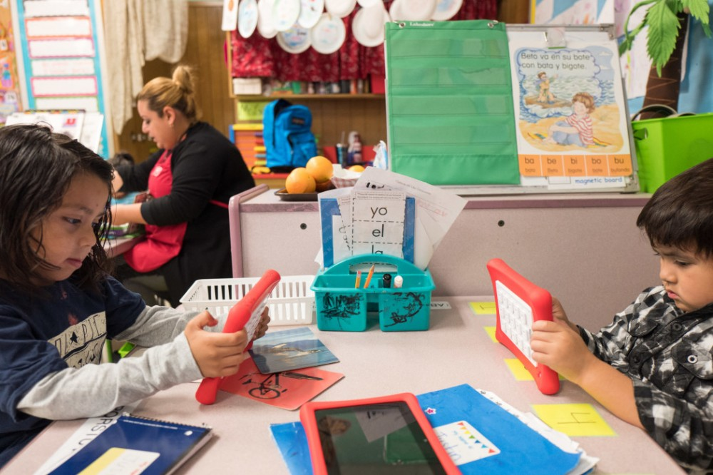 Researchers Analyze Dual Language Instruction to Improve Latino Educational Outcomes