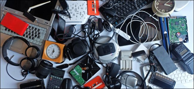 How to Easily Recycle the Old Electronics You Can't Sell