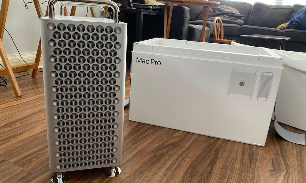 Why Unboxing Apple's $6,000 Mac Pro Is a Sensory (and Nostalgic) Trip