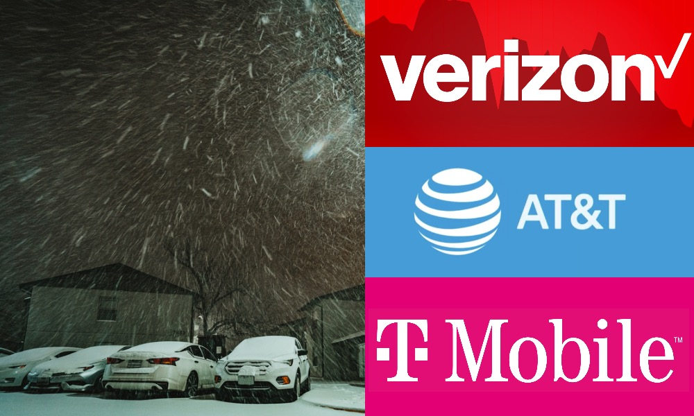 Unprecedented Winter Storm Causes Cellular Outages Across All Major Carriers in Texas